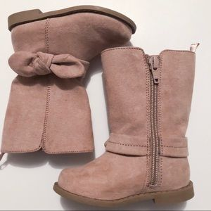 Fall Toddler Girl Boots